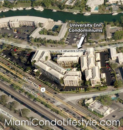 University Inn, 1280 S. Alhambra Circle, Miami, Florida, 33146