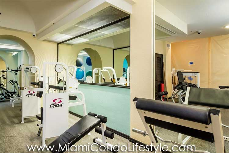 Villa Regina Fitness Center