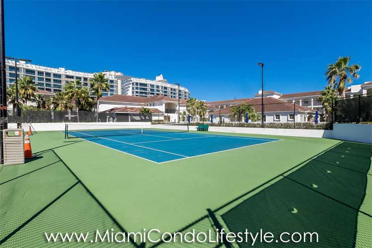 Village by the Bay Tennis