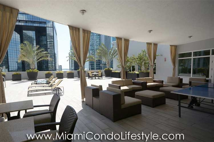Vue at Brickell Deck