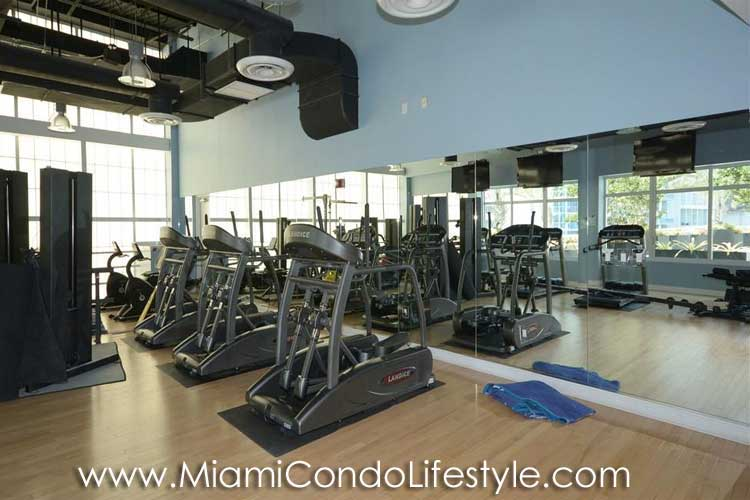 Vue at Brickell Fitness Center