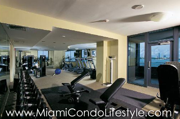Waverly South Beach Gimnasio