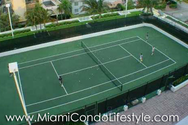 Waverly South Beach Tenis