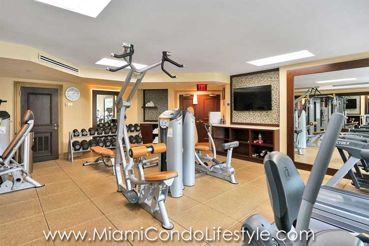 Williams Island 2600 Fitness Center