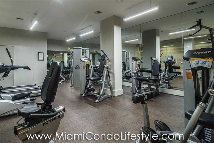 Williams Island 4000 Fitness Center