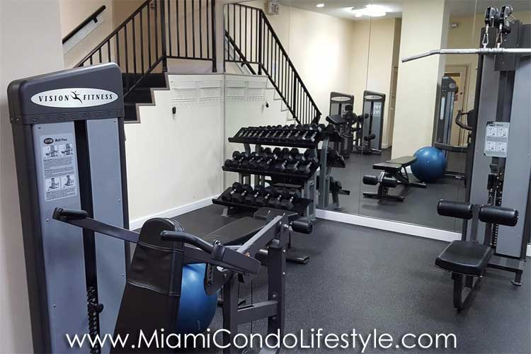 Winston Towers 200 Fitness Center