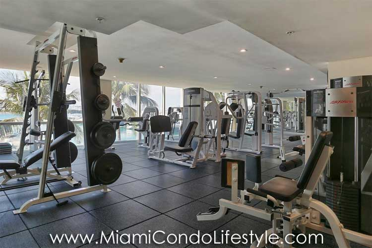 Yacht Club at Portofino Fitness Center