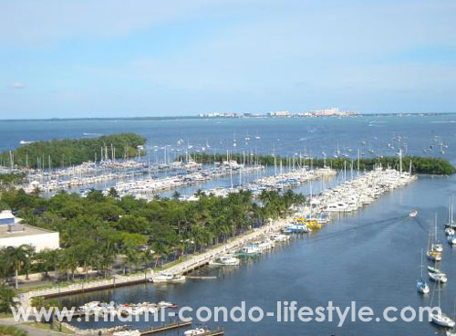 Yacht Harbour North View