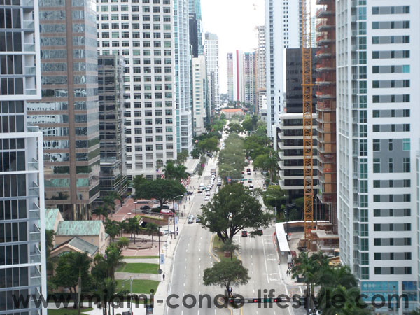 Which urban neighborhood is the manhattan of the south for Epic apartments miami